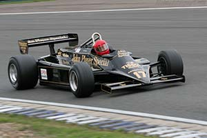 Click here to open the Lotus 87 Cosworth gallery