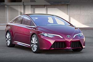 Click here to open the Toyota NS4 Concept gallery