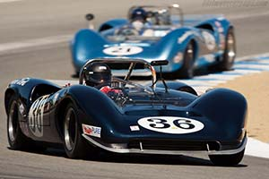 Click here to open the Lola T70 Mk3B Spyder Ford gallery