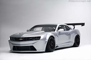 Click here to open the Chevrolet Camaro GT gallery