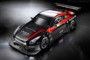 Click here to open the Nissan Nismo GT-R GT3 gallery