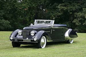 Click here to open the Delage D8-85 Clabot Roadster gallery