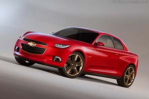 Click here to open the Chevrolet Code 130R Concept gallery