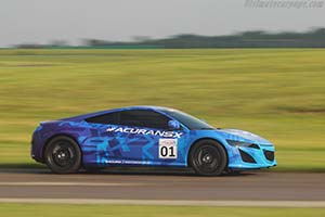Click here to open the Acura NSX Concept gallery