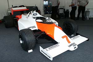 Click here to open the McLaren MP4/1C Cosworth gallery