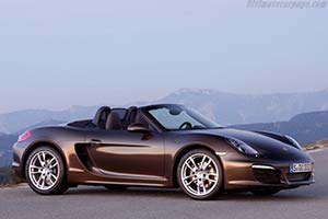 Click here to open the Porsche Boxster gallery