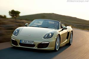 Click here to open the Porsche Boxster S gallery