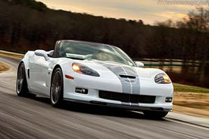 Click here to open the Chevrolet Corvette 427 Convertible gallery
