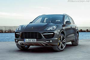 Click here to open the Porsche Cayenne Turbo gallery