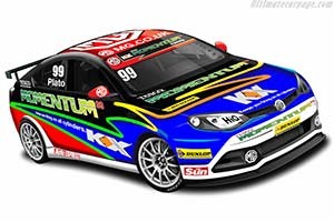 Click here to open the MG 6 GT BTCC gallery