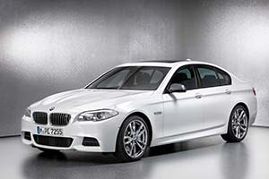 Click here to open the BMW M550d xDrive gallery