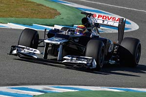 Click here to open the Williams FW34 Renault gallery