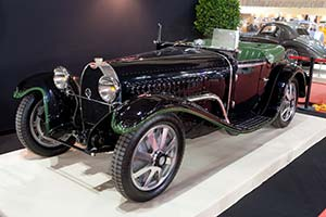 Click here to open the Bugatti Type 55 Billeter & Cartier Cabriolet gallery