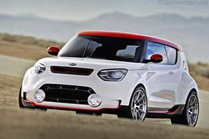 Click here to open the Kia Track'ster Concept gallery