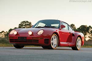 Click here to open the Porsche 959 'Vorserie' gallery