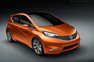 Click here to open the Nissan Invitation Concept gallery