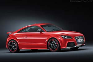 Click here to open the Audi TT RS plus gallery