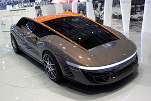 Click here to open the Bertone Nuccio Concept gallery