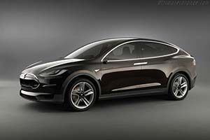 Click here to open the Tesla Model X gallery