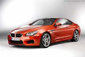 Click here to open the BMW M6 Coupe gallery