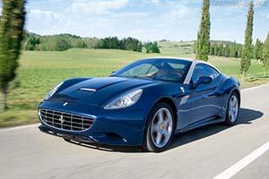 Click here to open the Ferrari California gallery