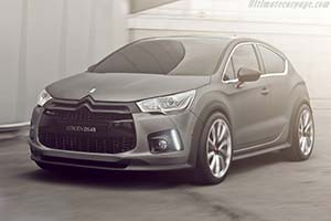 Click here to open the Citroën DS4 Racing Concept gallery