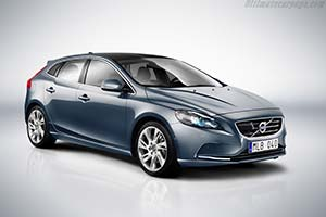 Click here to open the Volvo V40 T5 gallery