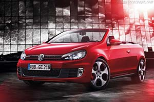 Click here to open the Volkswagen Golf VI GTI Cabriolet gallery