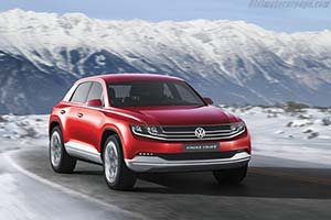 Click here to open the Volkswagen Cross Coupé TDI Concept gallery