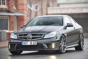 Click here to open the Brabus Bullit 800 Coupe gallery