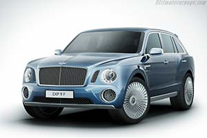Click here to open the Bentley EXP 9 F gallery