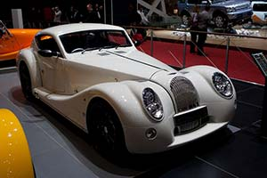 Click here to open the Morgan Aero Coupe gallery
