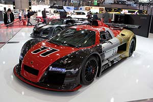 Click here to open the Gumpert Apollo R gallery