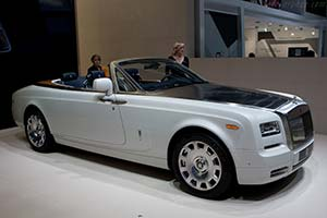 Click here to open the Rolls-Royce Phantom Series II Drophead Coupe gallery