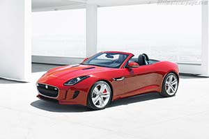 Click here to open the Jaguar F-Type V8 S gallery