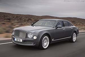 Click here to open the Bentley Mulsanne Mulliner gallery