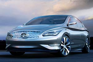 Click here to open the Infiniti LE Concept gallery