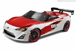 Click here to open the Scion FR-S Speedster gallery