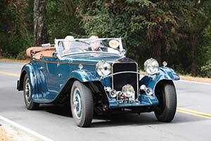 Click here to open the Delage D8 SS Chapron Cabriolet gallery