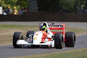 Click here to open the McLaren MP4/8 Ford  gallery