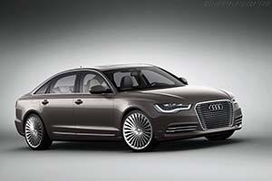 Click here to open the Audi A6 L e-tron Concept gallery