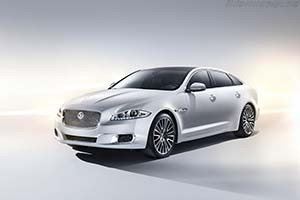 Click here to open the Jaguar XJ Ultimate gallery