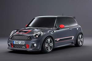 Click here to open the MINI Cooper JCW GP gallery