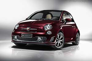 Click here to open the Fiat Abarth 695 Edizione Maserati gallery
