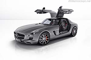 Click here to open the Mercedes-Benz SLS AMG GT gallery