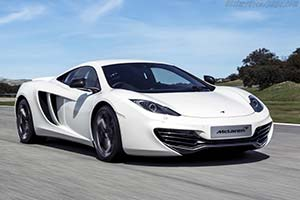 Click here to open the McLaren MP4-12C gallery