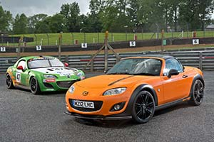 Click here to open the Mazda MX-5 GT Concept gallery