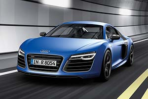 Click here to open the Audi R8 V10 plus gallery