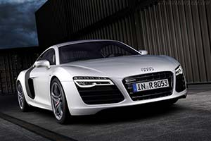 Click here to open the Audi R8 V10 gallery