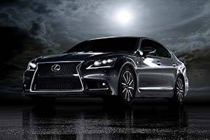 Click here to open the Lexus LS 460 F Sport gallery